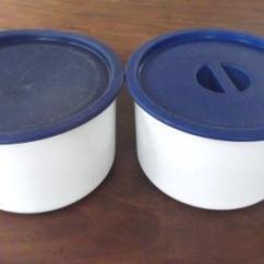 Red Canister Set For Kitchen Knife Tupperware Coffee   Ebay