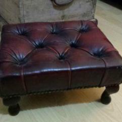 Crushed Velvet Grey Sofa Bed Oversized Slipcover Chesterfield Footstool | Ebay