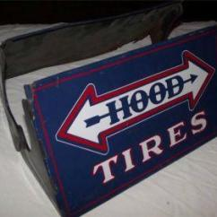 Ebay Used Chairs Kids Recliner Antique Tire Sign |