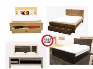 New Beds Mattress On Free Delivery Double Queen King
