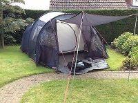 Eurohike Coniston 4 birth tent   in Bettws, Newport   Gumtree
