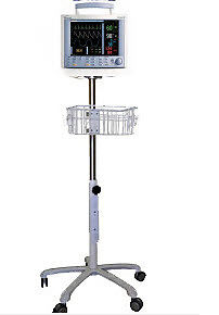 Rolling Stand for Datascope Passport 2 Patient Monitor New