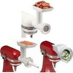Kitchen Aid Attachments Sink Cleaner Kitchenaid Mixers Stand Hand Bowls Ebay Mixer