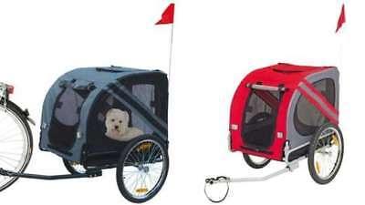 Fahrradanhänger für Hunde Fahrrad Hundeanhänger Hundefahrradanhänger