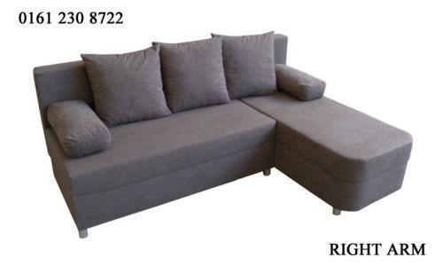 really small corner sofas sorrento sofa harveys bed with storage beds ebay