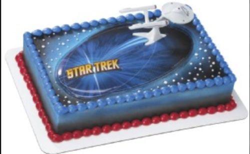 Star Trek Cake Topper EBay