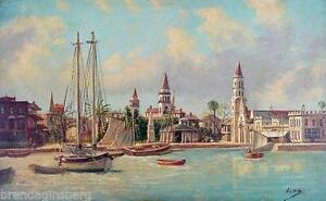 Antique Oil Painting EBay