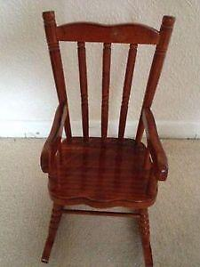 small wooden chair resin wicker chairs home depot ebay