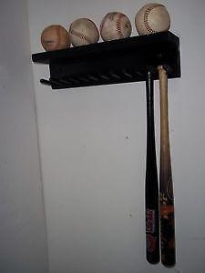 Baseball Bat Rack Ebay