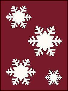 Primitive Christmas Stencils EBay