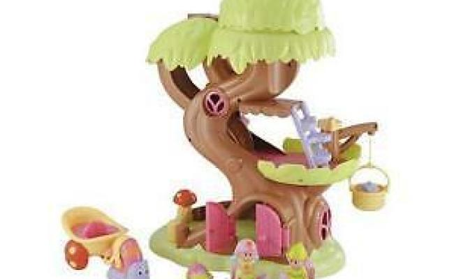 Elc Happyland Forest Fairy Treehouse Bnib Happy Land New