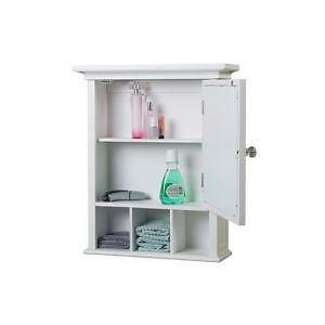 vintage medicine cabinet | ebay