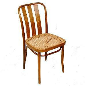 bent wood chair herman miller side bentwood ebay antique chairs