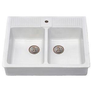 ebay kitchen sinks dining sets sink ceramic