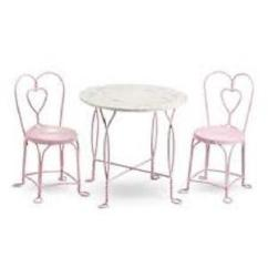 Ice Cream Table And Chairs Serena Lily Riviera Ebay Antique