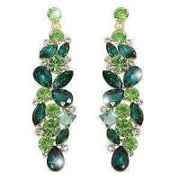 Emerald Earrings | eBay