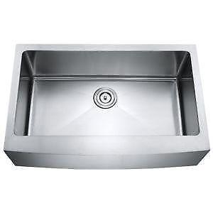 ebay kitchen sinks towel hanging ideas sink stainless steel white faucets