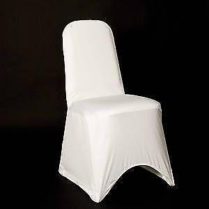 used lycra chair covers for sale boon high reviews spandex covers: other wedding supplies | ebay