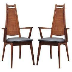 Modern Tables And Chairs Oak Dining Chair Mid Century Furniture Sofas Ebay Vintage