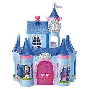 Disney Princess Castle eBay