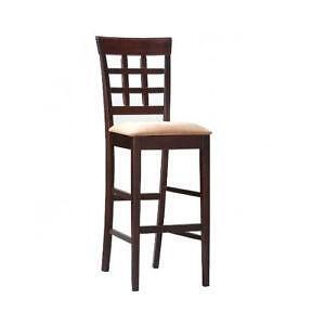 wood kitchen chairs duck egg blue wall tiles wooden ebay dining