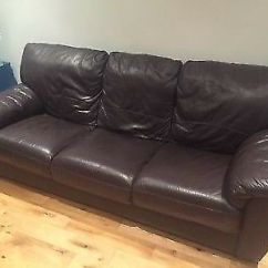 Leather Sofas Dfs Sofa Bed Covers Amazon In Aldershot Hampshire Gumtree