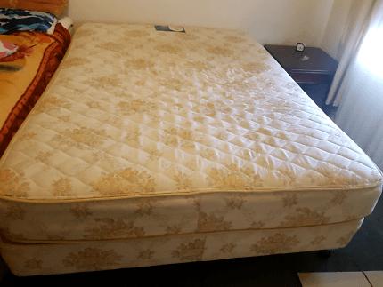 Queen Bed For