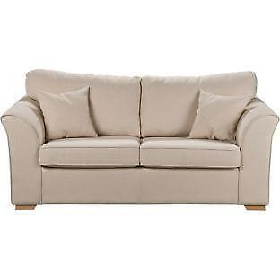 Cream Sofa Bed Ebay