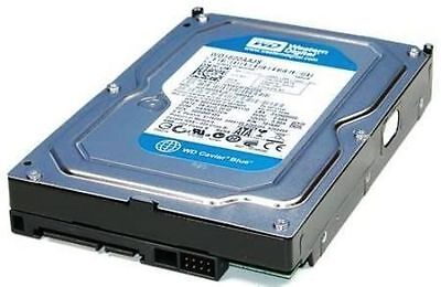 Western Digital WD3200AAJS 320 GB SATA II Festplatte 7200 RPM 8 MB Cache HDD NEU