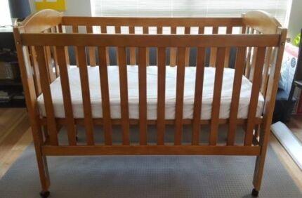 Childcare Brand Babycot With Mattress