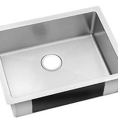 Elkay Kitchen Sinks Cabinets Chandler Az Undermount Stainless Steel 24 In 0 Hole Single Bowl Sink Hdu24189f