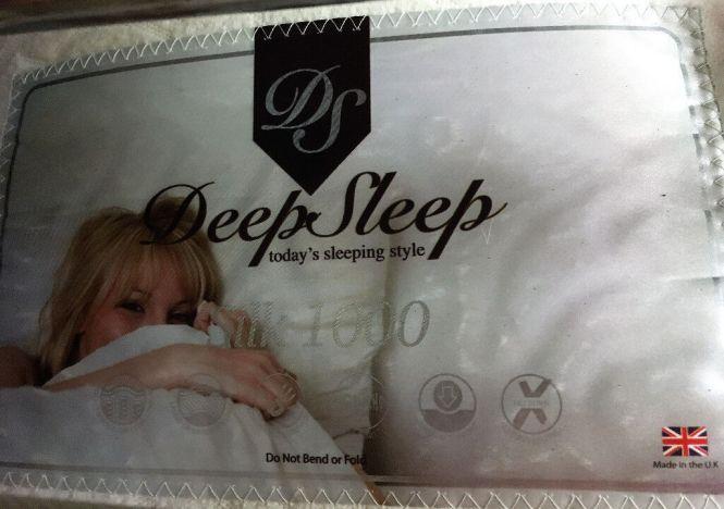 Deep Sleep Silk 1000 King Size Mattress