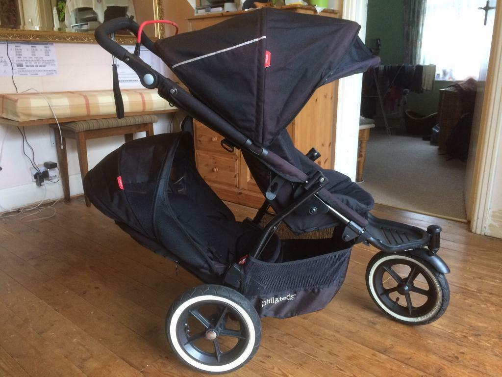 Phil And Teds Double Buggy Instructions
