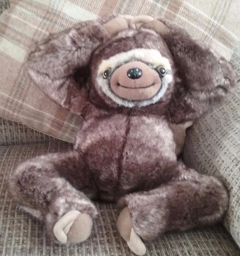 neal sofaworks teddy portland twin sleeper sofa the sloth neil sofology soft toy in