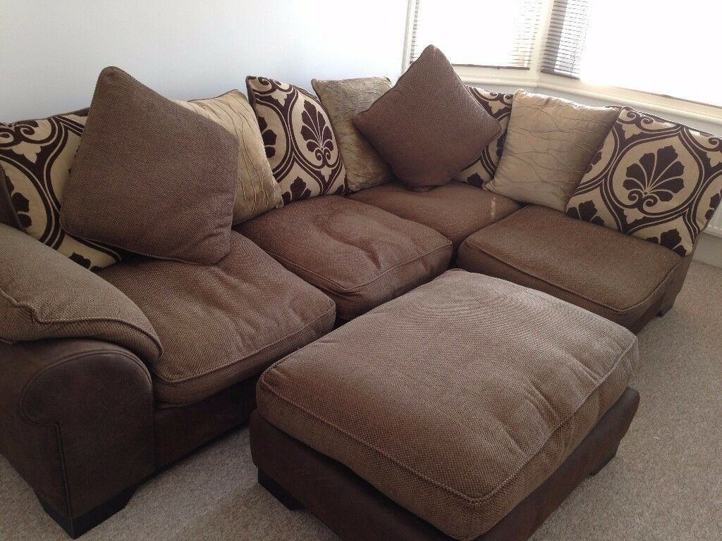 dfs sofas that come apart sofa costco ca brown and gold corner in norwich norfolk gumtree