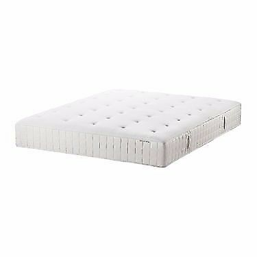 Ikea Hyllestad Medium Firm Double Mattress