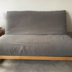 Futon Chair Cushion Covers Chairs That Make Into A Bed Company 2 Seater Linear 43 Cushions And