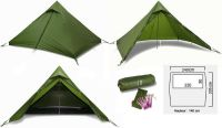 LUXE SIL MINI PEAK TENT (Ultralight) | in Linlithgow, West ...