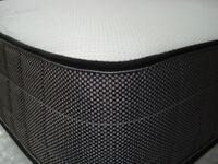 Single Double Memory Foam Mattress Sided Ultra Firm Reversible