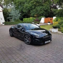Tow Bar Wiring Diagram Cantilever Beam Shear And Moment Peugeot Rcz R Special Edition | In Chorley, Lancashire Gumtree