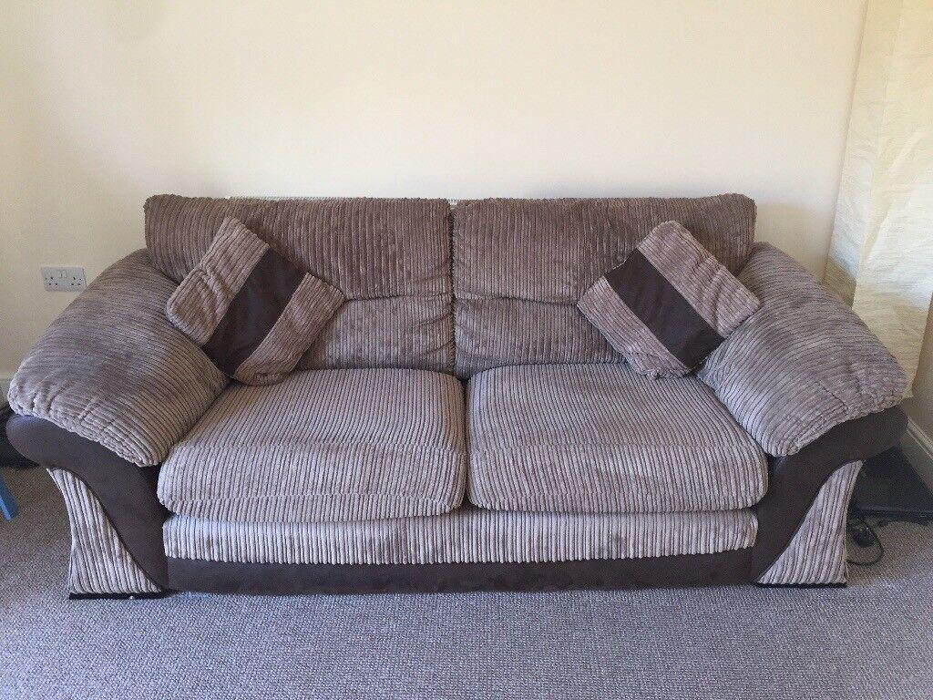 dfs sofas 2 seater baker sofa finn juhl and 3 in carlisle cumbria gumtree