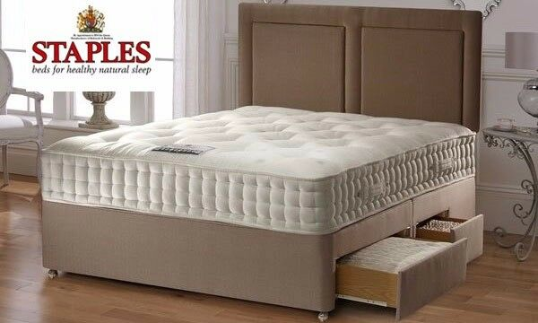 As New Bargain Ortho Gwendolan High Quality Luxurious Mattress Cost