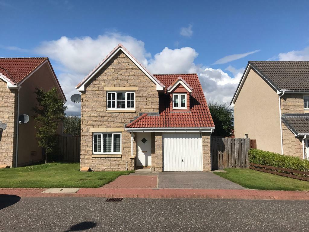 3 Bed Detached House With Garage  In Inverness, Highland
