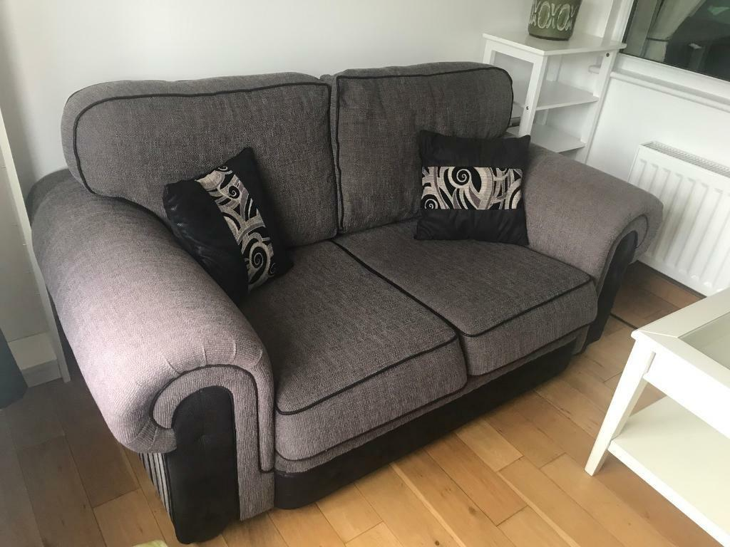 leather recliner sofas argos patio outdoor furniture wicker sofa set grey scs and chair | in lincoln, lincolnshire gumtree