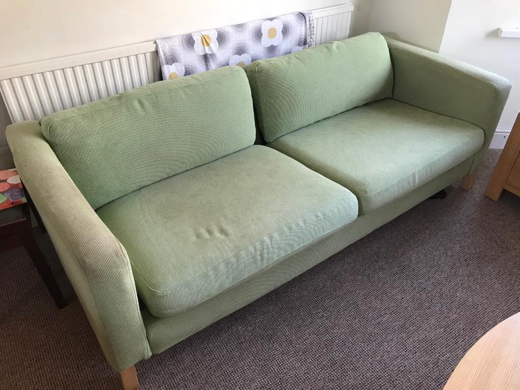 ikea ekeskog sofa for sale buy cheap sofas online pair of 39vimle 39 in green canton cardiff