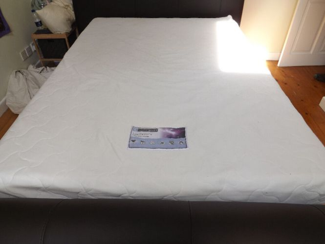Forty Winks Memory Mattress Double Bed Size