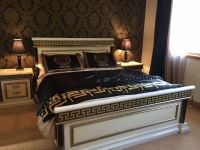 Versace style imported italian bedroom suite ***Stunning