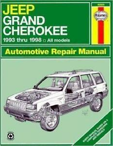 Jeep Cherokee Manual | eBay