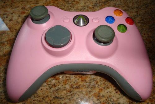 Xbox 360 Controller RARE EBay