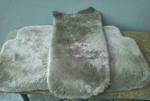 Sheepskin Floor Mats  eBay